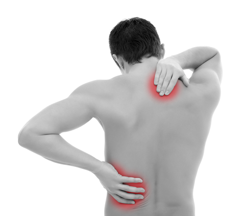 When to be concerned about back pain.