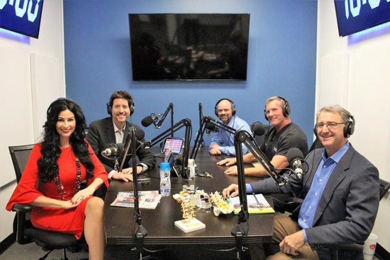 Stephen P. Courtney, M.D. Live on The Jennifer Sheehan Show